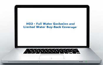 Full Water Exclusion