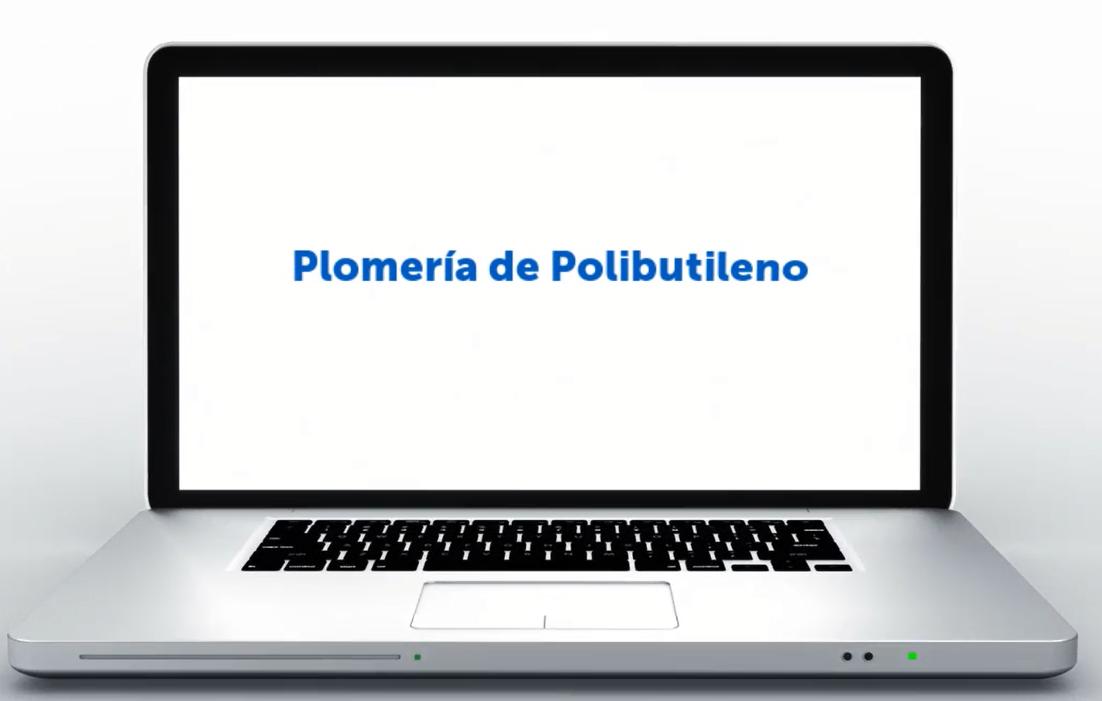 Plomeria de Polibutileno