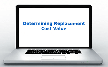 Determining Replacement Cost Value